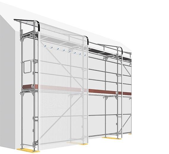 Accesorios para andamios layher el sistema de andamios for Accesorios mosquiteras